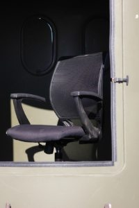 Figure 3 Water resistant desk chair