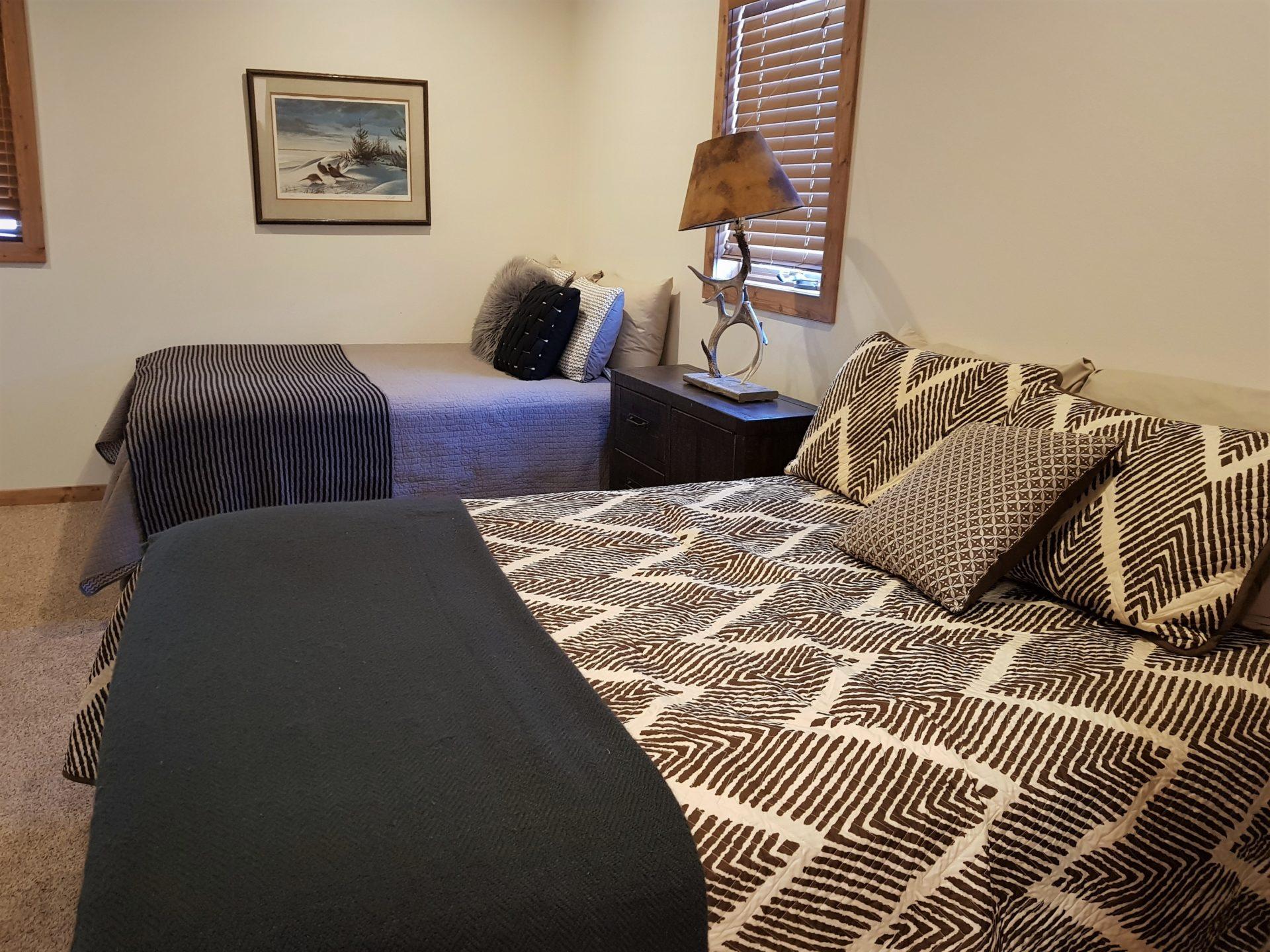 Double P Bedroom