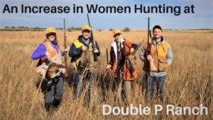 women pheasant hunting in South Dakota