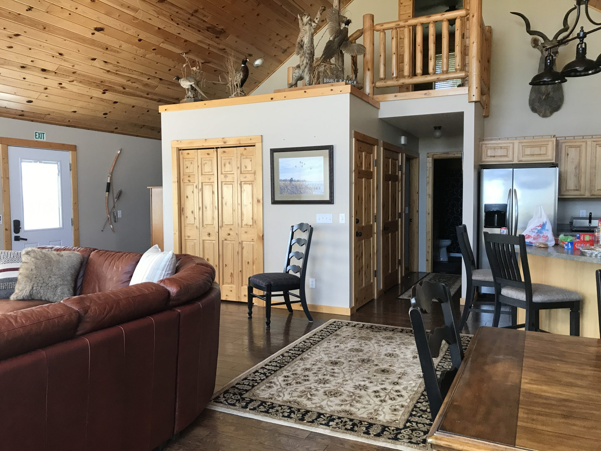 Double P Ranch: Lakeview Lodge
